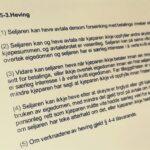 Avhendingsloven § 5-3 med lovkommentar