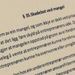 Bustadoppføringslova § 35 med lovkommentar