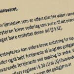 Håndverkertjenesteloven § 40 med lovkommentar