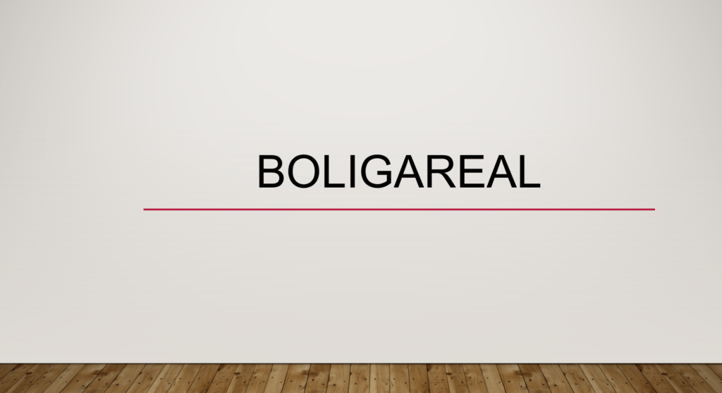 Boligareal