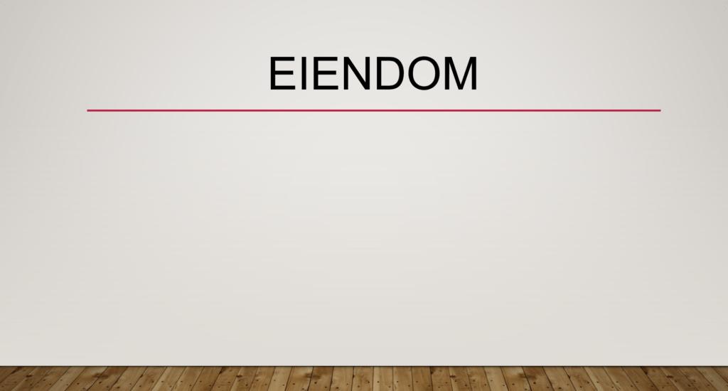 Eiendom