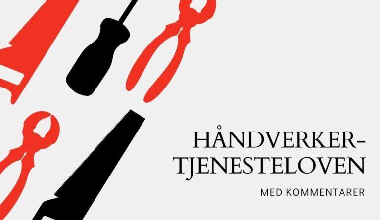 Håndverkertjenesteloven