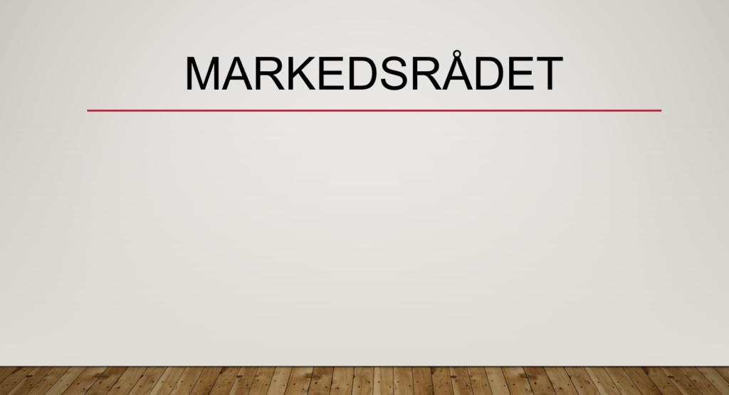 Markedsrådet