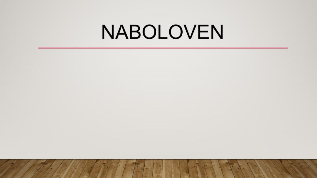 Naboloven