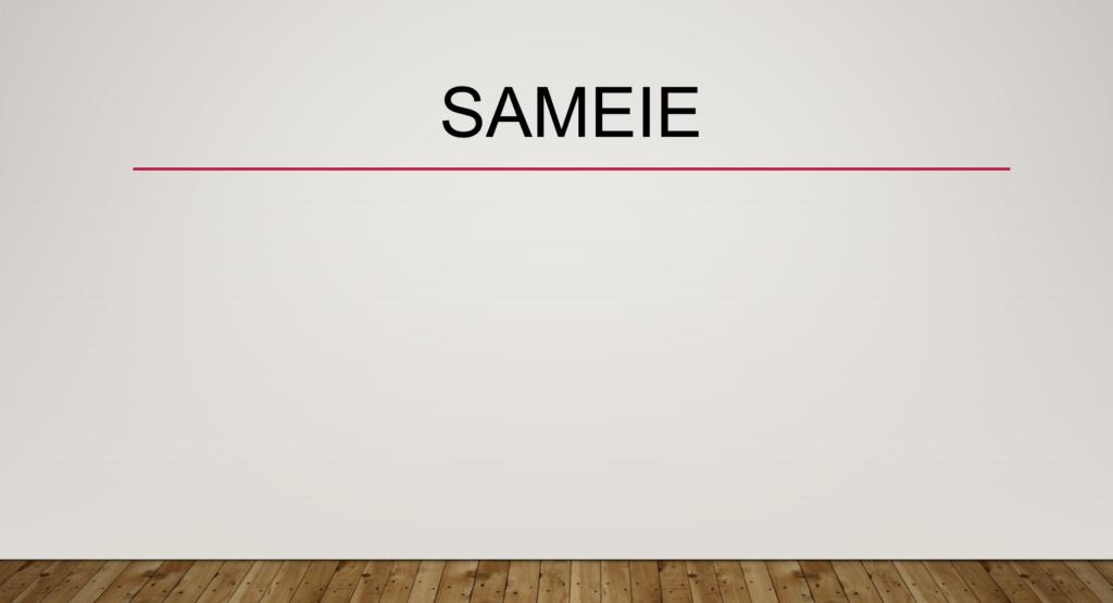 Sameie