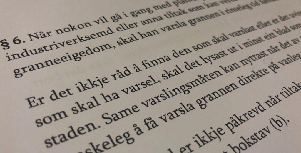 Naboloven § 6