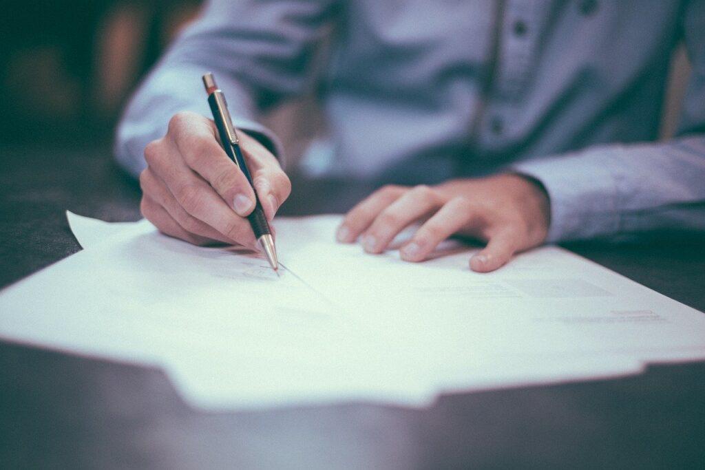 Kontrakt for håndverkertjenester