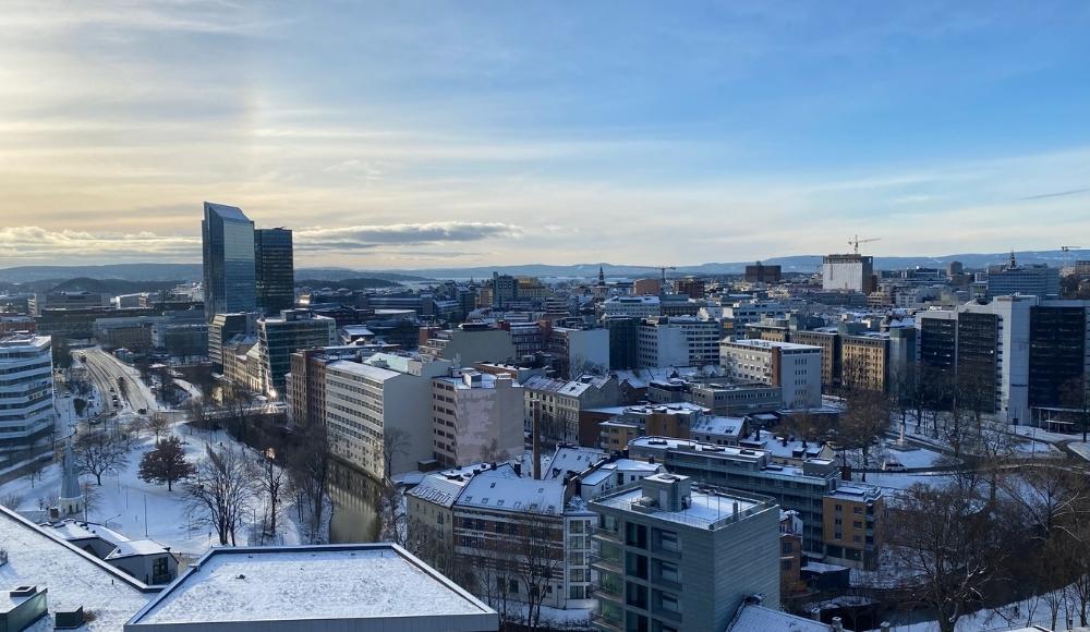 Eiendomstvist mot Oslo kommune